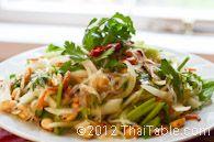 Yum Woon Sen Recipe - ThaiTable.com