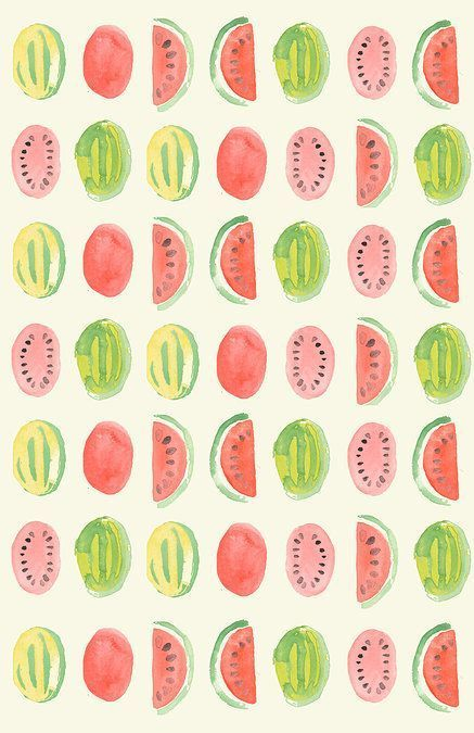 Reminds me of a school trip to Italy- some girls bought a massive water melon…
