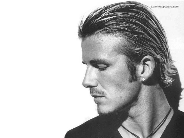 David Beckham – 12 Tips to create your own Look