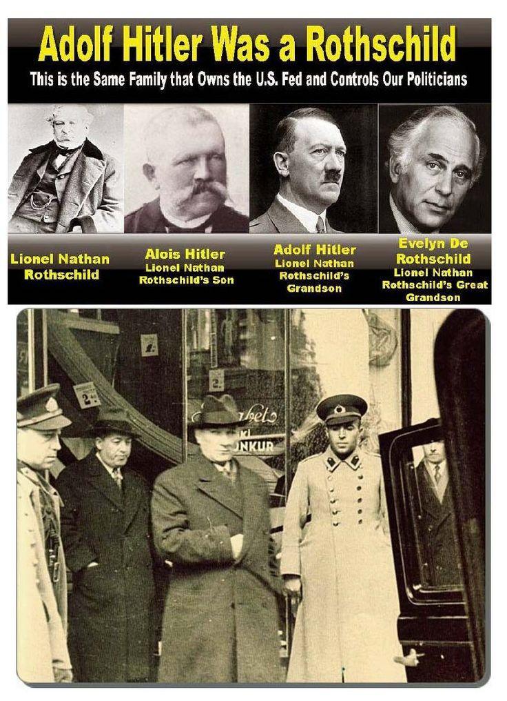 Hitler kronolojiye göre Kamâl sonrası projedir. .. iki diktatör projede siyonizme çalışmıştır. Biri [ Kamâl ] israilin kurulumuna digeri [ Hitler ] de yahudilerin isralie göçünü saglamıştır. [ Atatürk mason illuminati