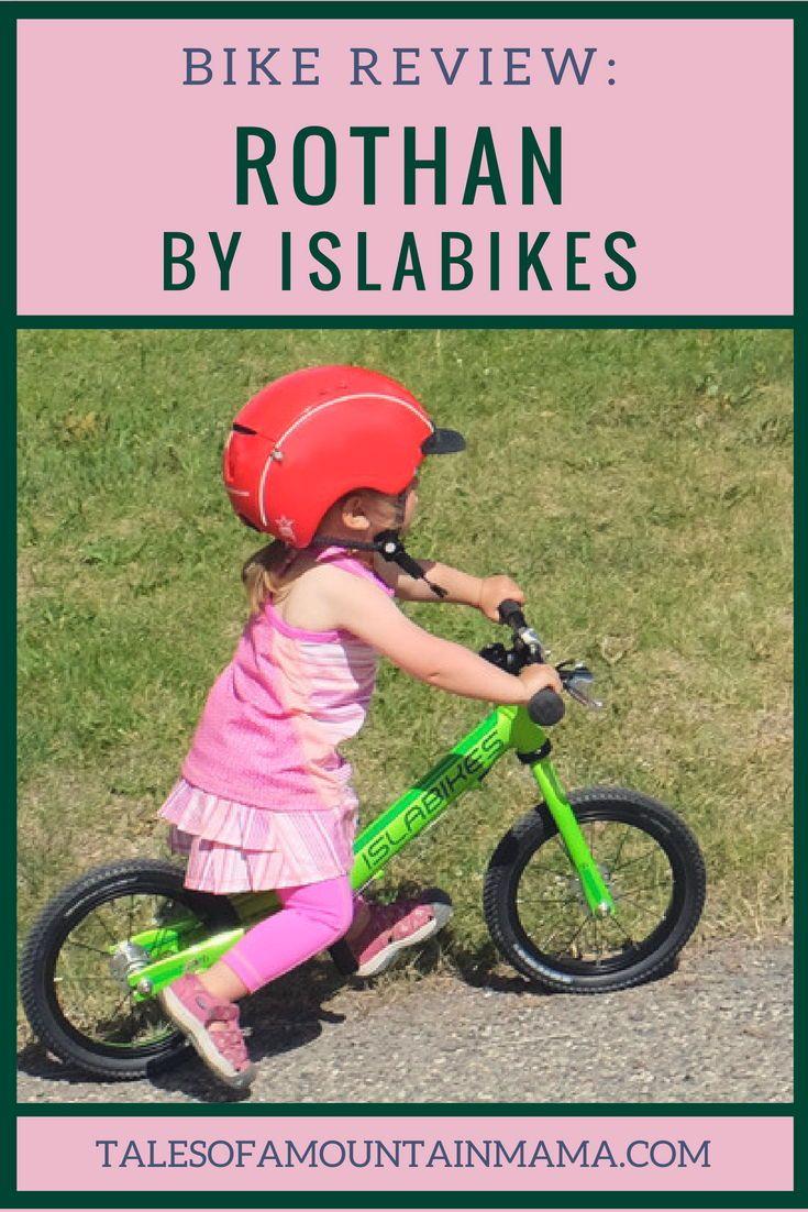 Islabikes Rothan Review Bike Reviews Balance Bike Kids Bike