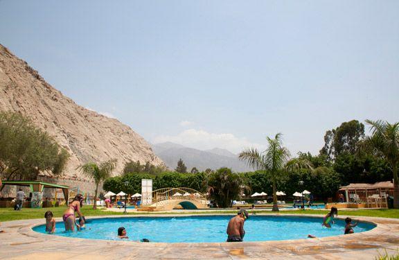 Desarrollo Vacacional | Sauce Alto Cieneguilla Hotel
