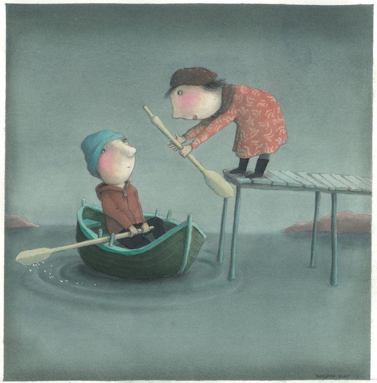Illustrasjon: Eldbjørg Ribe