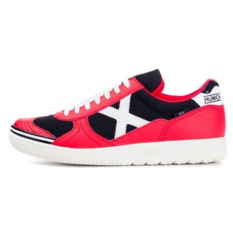 ZAPATILLAS G3 574 BASIC RED