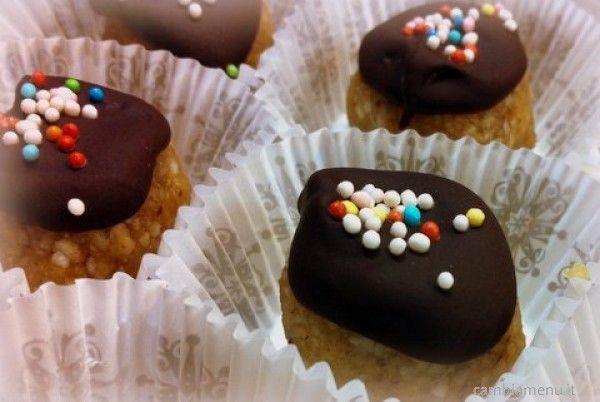 Dolcezze di datteri al cioccolato