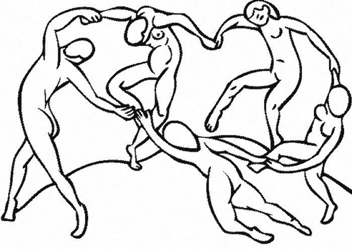 Matisse, la danse.