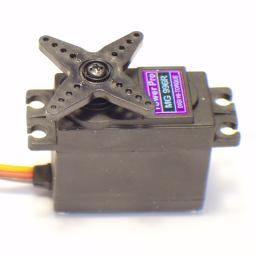 Found in things from model airplanes to satellite feedhorns, these little motors are very useful for low-speed, high-torque positioning.