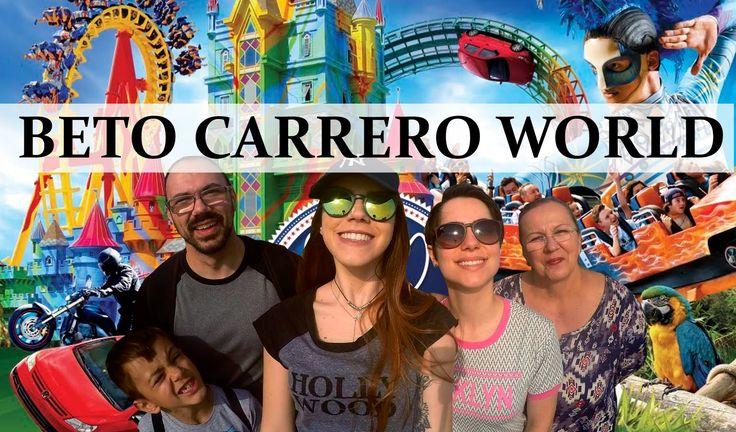 VLOG: Parque Beto Carrero World | Cabide Colorido