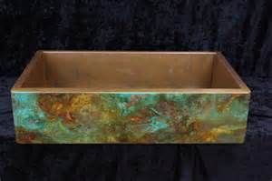tradiitional rustic sink bathroom rustic copper apron sink by rachiele traditional kitchen sinks