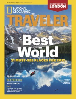 National Geographic Travel Announces Best of the World List