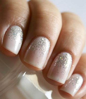 Sparkle Manicure!  Come to Beauty Bar & Browz in Ferndale, MI for all of your grooming and pampering needs!  Call (313) 433-6080 to schedule an appointment or visit our website www.beautybarandbrowz.com to learn more about us!