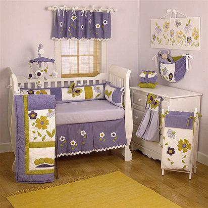 baby girl nursey ideas   Baby Nusery Themes: Girl Gallery