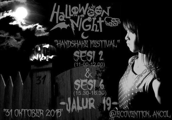halloween night jkt48 mp3 versi dangdut