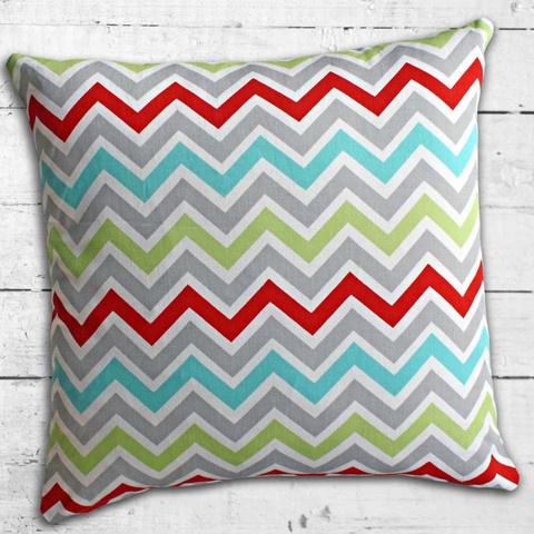 Cushions from Cushionopoly - ZigZag Multi cushion cover