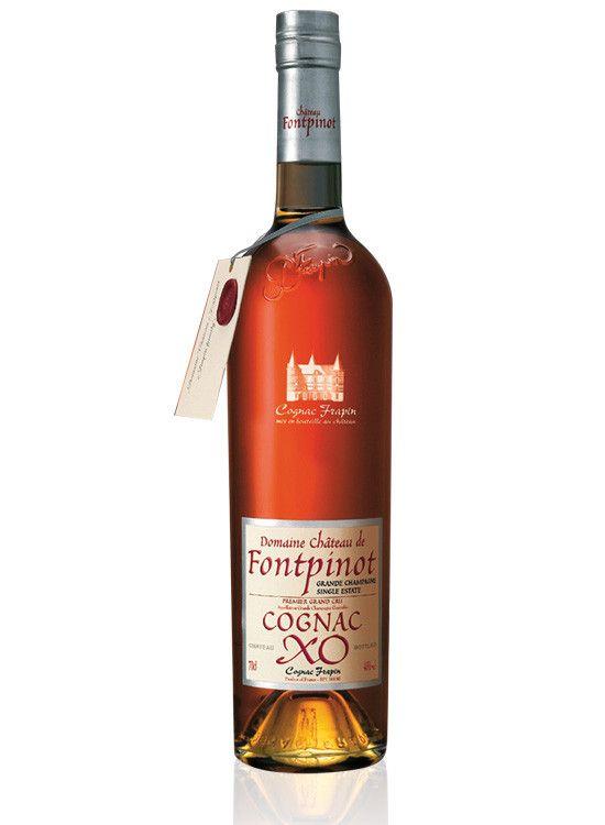 Frapin Fontpinot XO - Cognac