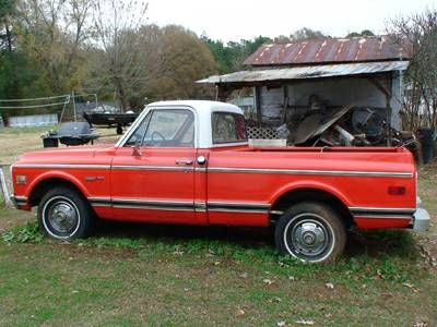 Used 1972 Chevrolet C10 for Sale ($12,500) at Gastonia, NC