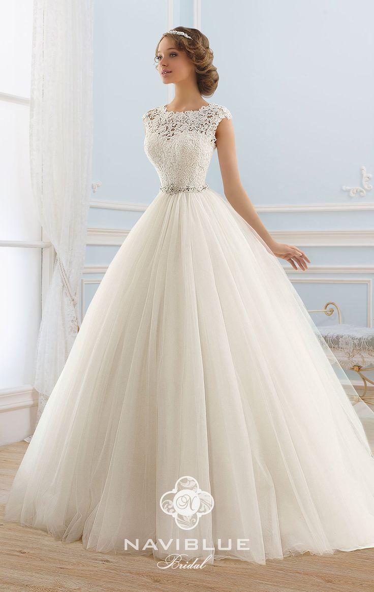 169 best Hochzeitskleider images on Pinterest | Wedding dress, Ball ...