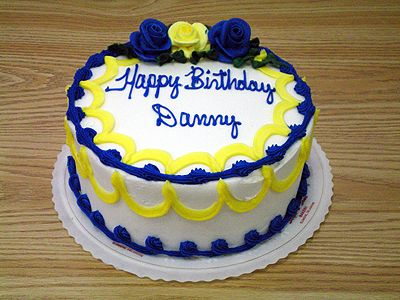 Ideas For Simple Birthday Cake Decorating