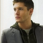 so if my heart ever fails, forget the AED... Jensen Ackles is all the electricity I need :)