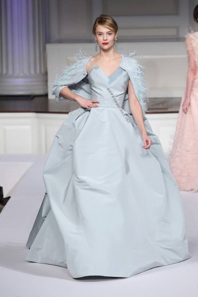 Oscar De La Renta Ball Gowns – fashion dresses