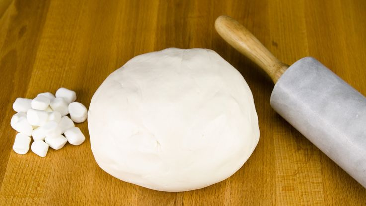 How to Make Fondant: Marshmallow Fondant Recipe from Cupcakes from Cooki...
