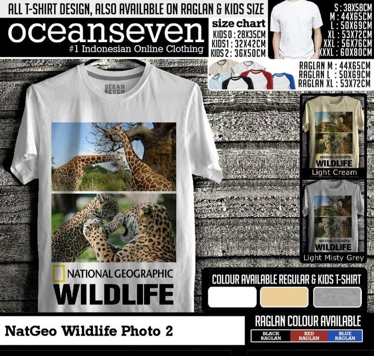 t shirt natgeo wildlife photo 2