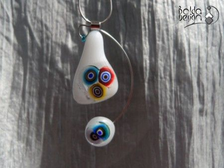 Bolda Pendant - called: SCREAM