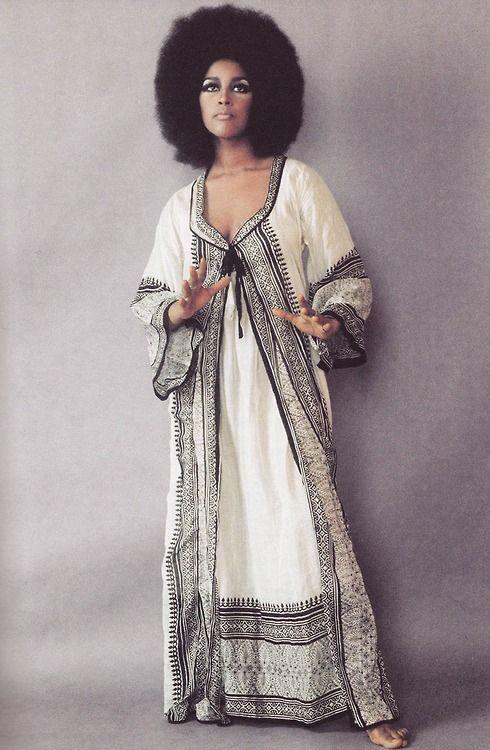 Marsha Hunt by Araldo di Crollalanza, 1968
