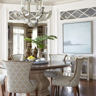 124 best round dining room tables images on pinterest | home