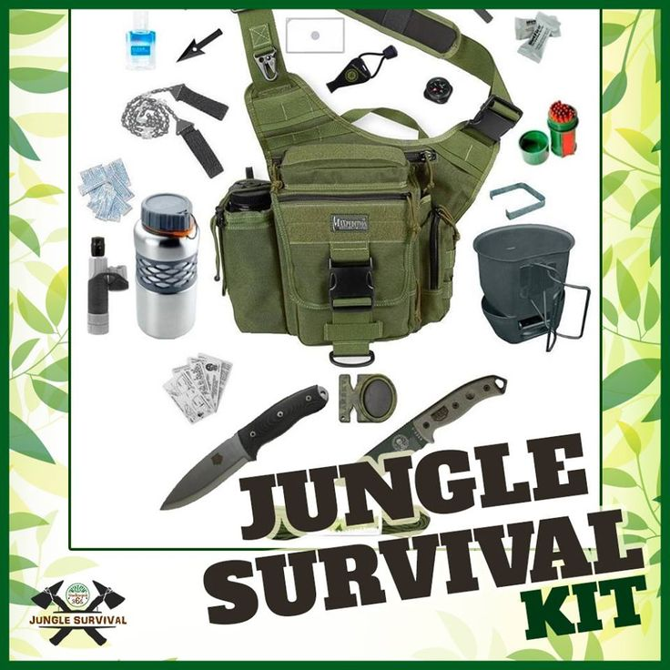 Get to #JungleSurvival with an exclusive kit with all necessary tools and stuff that will help you with awesome hacks and techniques of food foraging, shelter making, fire creation, and your safety. For Book now visit: http://www.bandhavgarh365.com/jungle-survival-activity/  #junglesurvival #wildernesssurvival