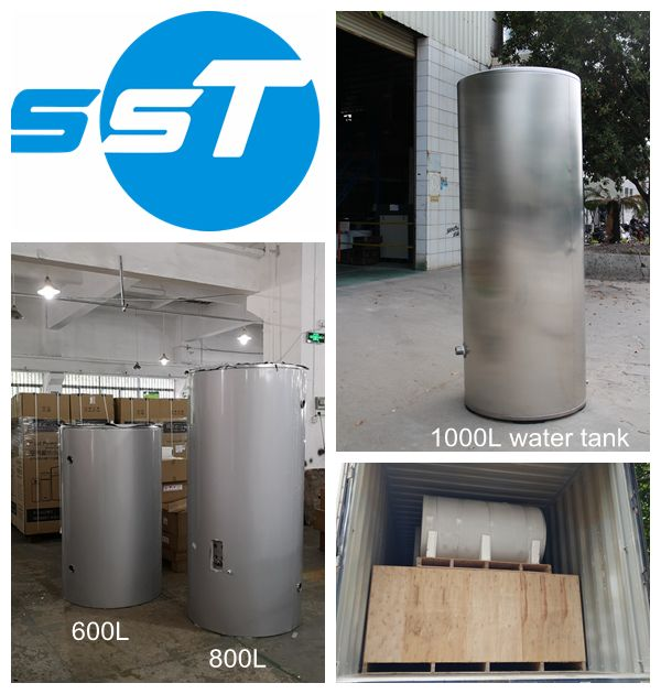 1000 Liter 7 5 Kw 220v Electric Hot Dipped Galvanized Steel Water Tank Elemen Steel Water Tanks Water Tank Stainless Steel Tanks