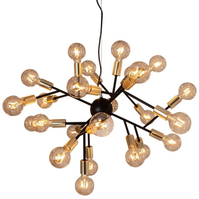 Ryd Hero Ø80x50cm 24-Spot Ceiling Lamp Hero