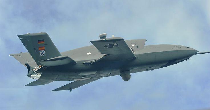 German Barracuda UAV