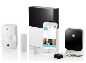 """The Abode Home Security Starter Kit is a fantastic do-it-yourself security system that offers no-contract professional monitoring"" - PC Mag"