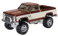 Hot Wheels HWC RLC Real Riders '83 CHEVY SILVERADO 4X4 Sold Out 1 OF 4,000