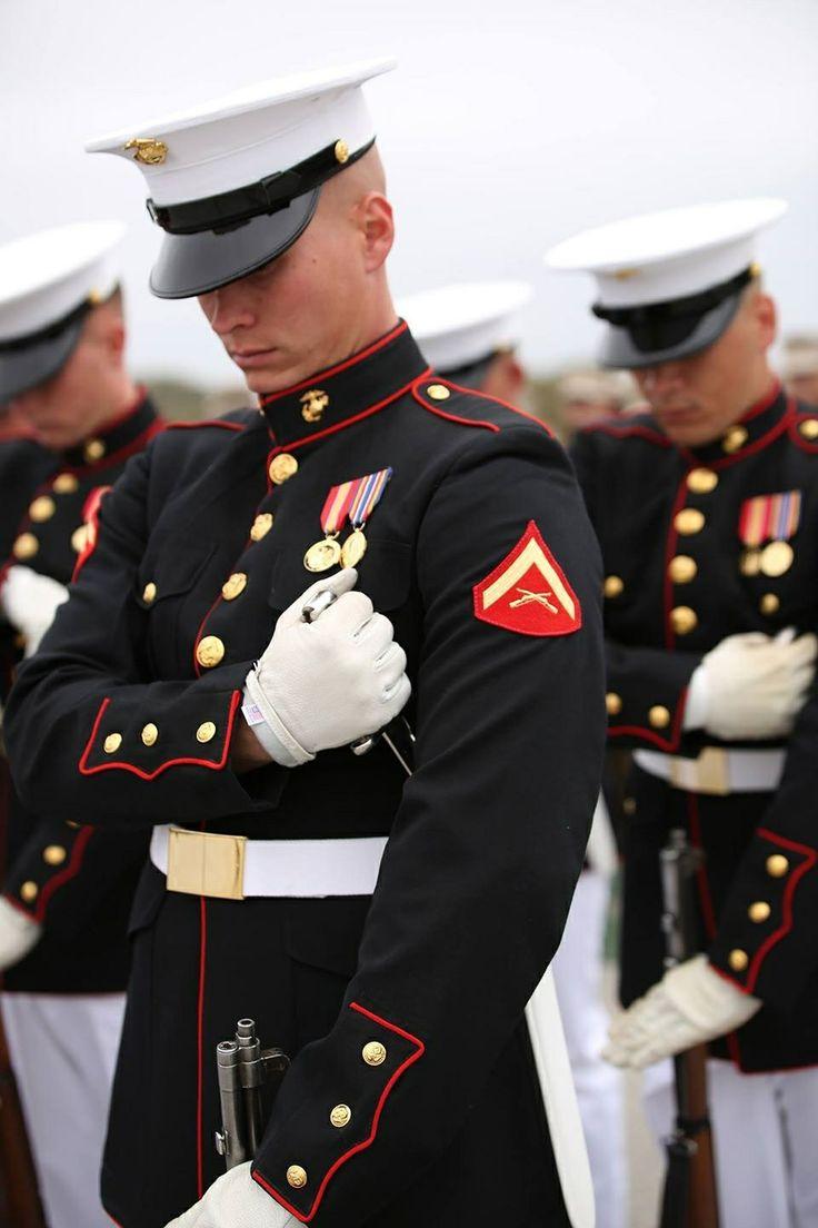 Marines Men In Uniform Us Marine Corps Military Love