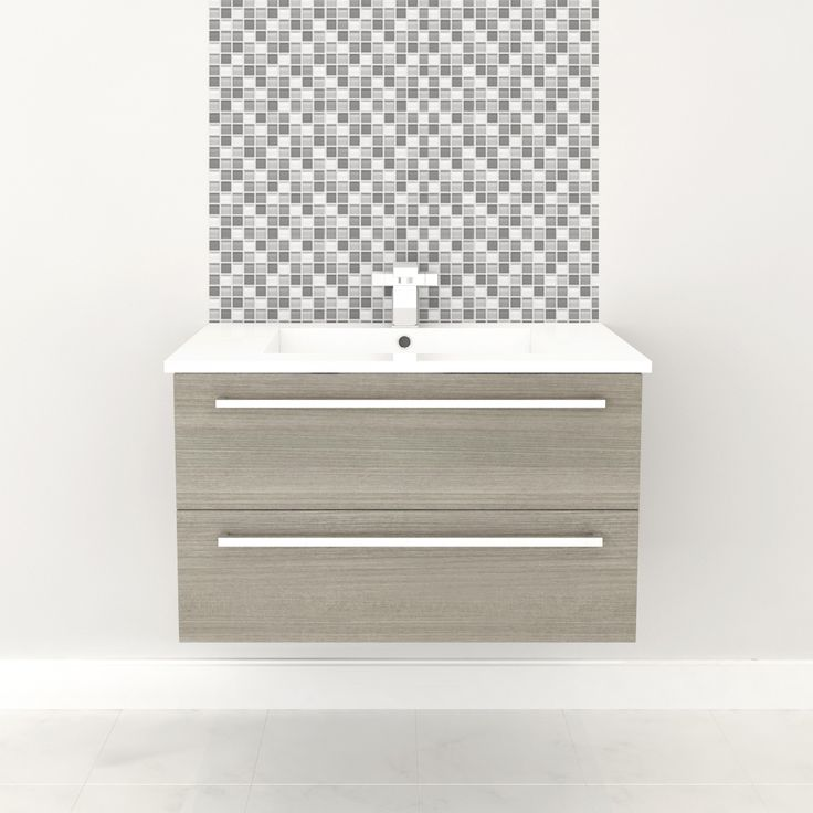 Picture Gallery For Website Cutler Kitchen u Bath Silhouette Collection in Wall Hung Vanity with Top FV