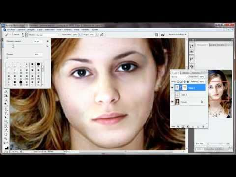 Cambiar rostro a una persona a la perfeccion [HD] - Adobe Photoshop Cs3