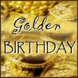 What is a Golden Birthday? Come find out! Explore these fun and easy golden birthday ideas for a memorable party, a yummy cake, or the perfect gift.  A unique event that occurs only once in any lifetime, a Golden Birthday occurs when the date you...