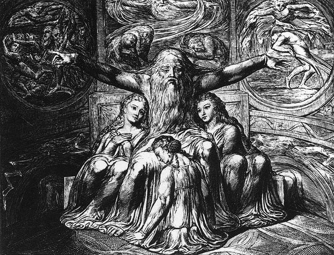 ΟΙΩΝΟΙ ΤΗΣ ΑΘΩΟΤΗΤΑΣ ~ William Blake | Searching the meaning of life!