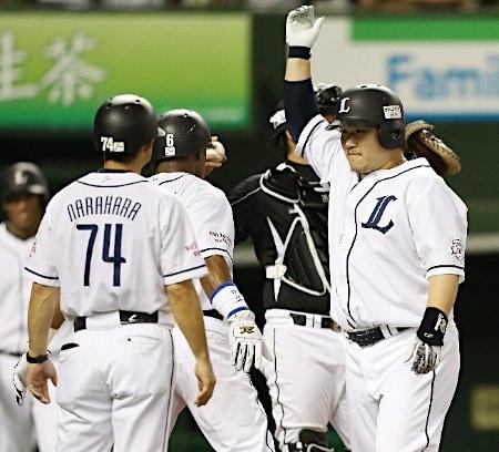 Takeya Nakamura (Saitama Seibu Lions)