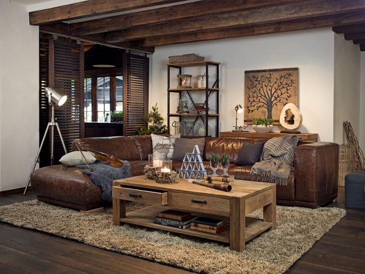 SOUL Lodge Winston Sofa Lodge Style