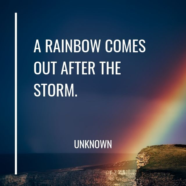 Coffee Quote 4 Rainbow Tim Northburg Storm Quotes After The Rain Quotes After The Storm Quotes