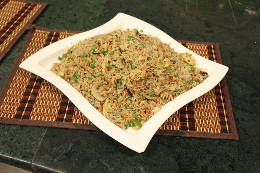 Chinese Egg Fried Rice Recipe by Chef Zakir – Recipes in Urdu & English