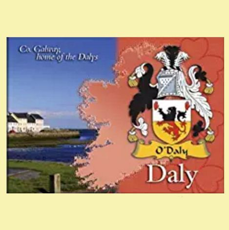 For Everything Genealogy - Daly Coat of Arms Irish Family Name Fridge Magnets Set of 2, $12.00 (http://www.foreverythinggenealogy.com.au/daly-coat-of-arms-irish-family-name-fridge-magnets-set-of-2/)