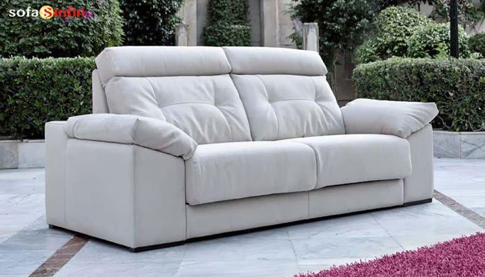 SOFASSINFIN  #decoración Sofá modelo Belonia de Acomodel. Visítenos en http://sofassinfin.es/sofas-modernos.html
