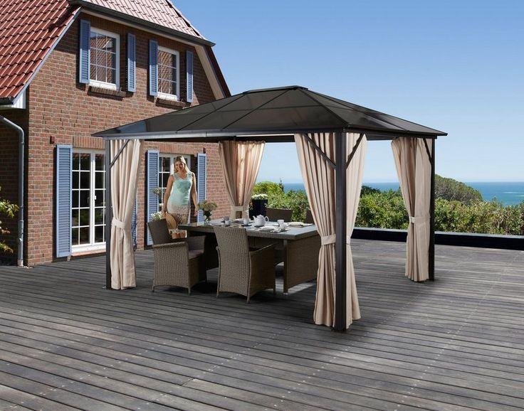 Die besten 25+ Pavillon kaufen Ideen auf Pinterest Gartenlaube - outdoor k che kaufen