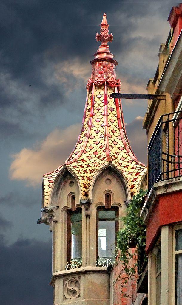 Igualada modernista Catalonia