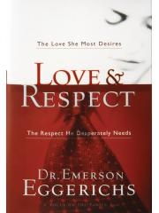 Great book. The love she most desires, the respect he desperately needs.