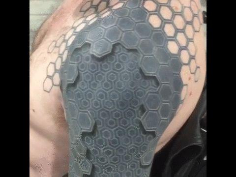 Mais 16 tatuagens 3D que vão impressionar você - Mega Curioso